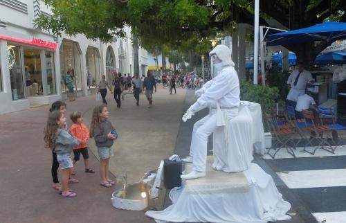 Estátua Elvis