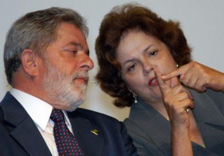 Dilma supera Lula