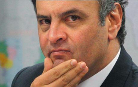 PT e PSDB batalham sobre imagem de Aécio em Minas
