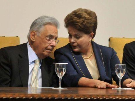 Dilma: 'Não posso aceitar que falem do meu caráter'