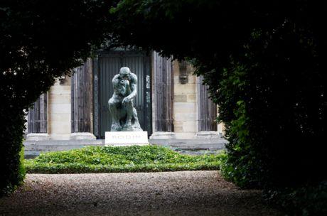 O outro Musée Rodin, em Meudon