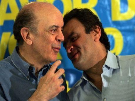 Aécio e Serra marcam encontro. Alckmin não descarta candidatura