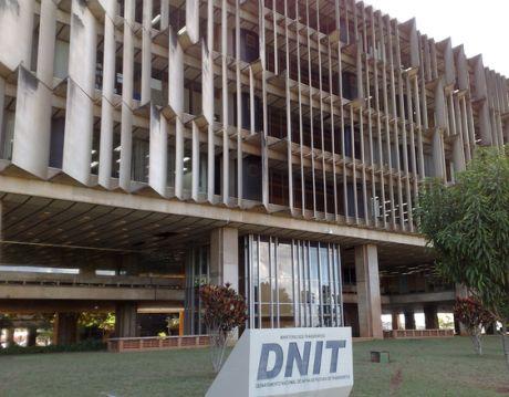 PF faz operação na sede do DNIT. Alvo é Secretaria de Patrimônio