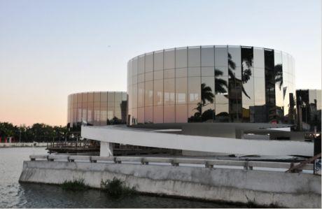 Campina Grande inaugura obra de Niemeyer: Museu dos Três Pandeiros