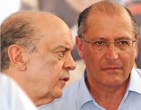 Alckmin convida Serra para a Saúde