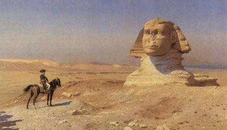 Há 215 anos Napoleão Bonaparte iniciava a Campanha do Egito