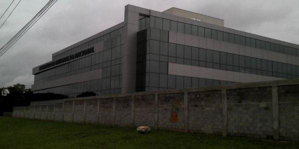 Sede das secretarias do Ministério da Integração - contrato fechado na gestão de Fernando Bezerra.