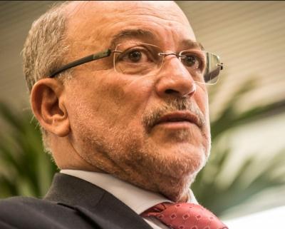 O presidente Aroldo Cedraz