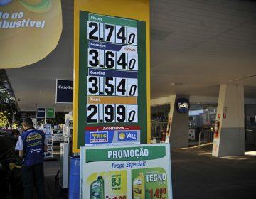 PCC controla postos de gasolina