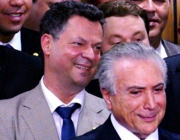 Ex-deputado federal despacha no Planalto