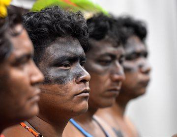 Funai cria reserva indígena
