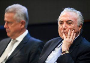 Rodrigo Maia e Henrique Meirelles são apostas de Temer para o Planalto