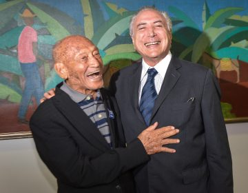 Primeiro fotógrafo profissional de Brasília aguarda cirurgia no hospital da Ceilândia