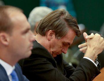 Bolsonaro apoia pré-candidato ao governo do DF
