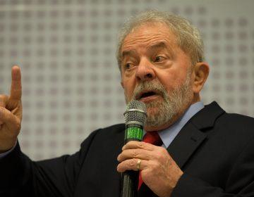 Lula confronta justiça e lança candidatura à Presidência em BH