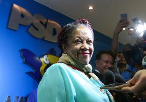 Mesmo demitida, Luislinda vai a Genebra representar ministério em evento da ONU