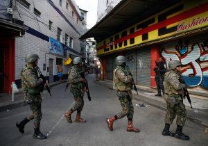 General Eduardo Villas Bôas admitiu no ano passado fracasso em ocupação