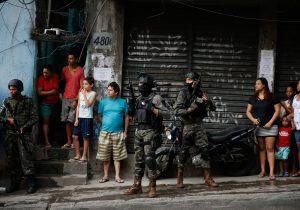 Grupo pretende monitorar intervenção federal no Rio