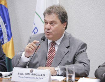 Gim Argello espera prisão domiciliar