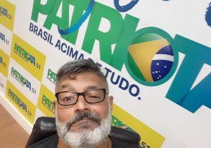 Alexandre Frota vai disputar a eleição pelo Patriota