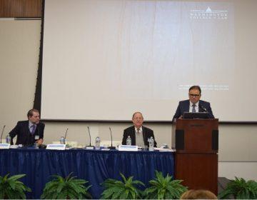 Em Washington, Furtado Coêlho ressalta estabilidade constitucional do Brasil