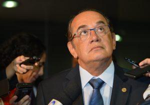 PGR continua segurando ação de suspeição sobre Gilmar Mendes