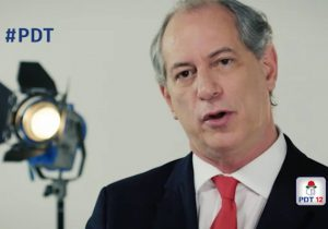 Namorado de apresentadora de TV será coordenador da campanha de Ciro