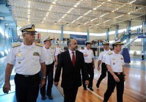 Governo desapropria área em São Paulo para a Marinha