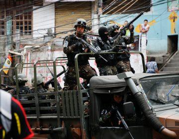 Comando militar da Segurança Pública no Rio sofre resistência