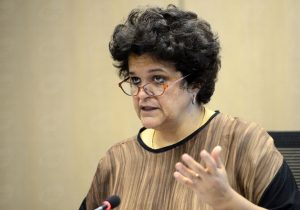 Responsável pela vinda do Fórum da Água, ex-ministra é esquecida pelos organizadores