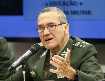 Mensagem de comandante do Exército é interpretada como descontentamento