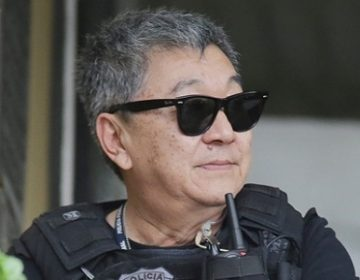 Japonês da Federal vai disputar para deputado pelo Patriota