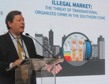 Especialistas americanos apontam contrabando crescente no Cone Sul