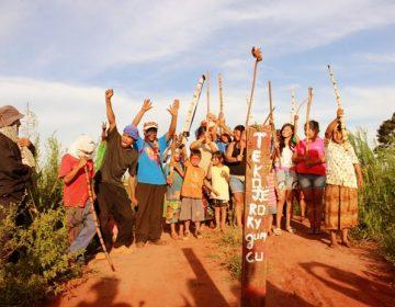 Despejo de índios em Mato Grosso do Sul causa tensão