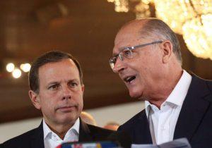 Alckmin x Doria