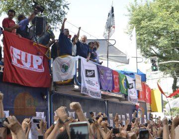 Aliadas foram ao ato pró-Lula usando cota parlamentar