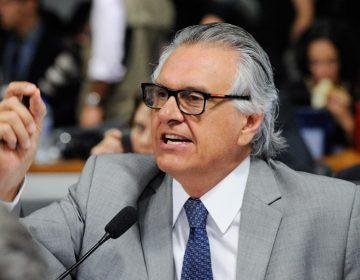 Caiado apresenta projeto para reduzir cobrança de ICMS sobre gás