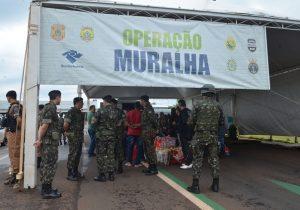 Operação 'Muralha' da PF e Receita tem apreensões milionárias