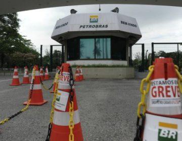 A FUP, filiada à CUT, anuncia greve e refinarias da Petrobras devem parar produção