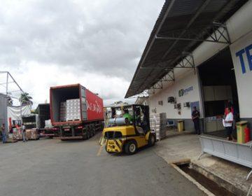 Porto seco: terminal de cargas de Goiânia aumenta faturamento