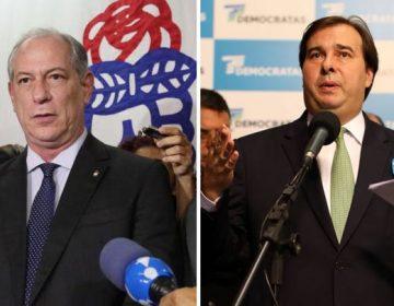 Se eleito, Ciro pretende corrigir tabela do IR e Maia é contra taxação de fortunas