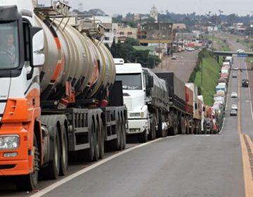A exemplo do Brasil, argentinos anunciam paralisação de caminhoneiros