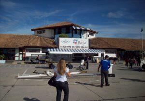 Governo prorroga concessão do aeroporto de Porto Seguro diante de falhas estruturais