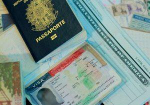Portugal e EUA frustram milhares e barram brasileiros nos aeroportos