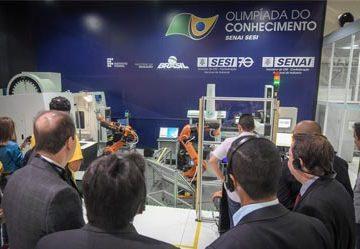 Brasília recebe 10ª edição da Olimpíada do Conhecimento