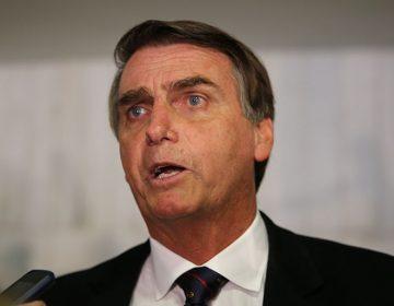 Frente com 110 deputados anuncia apoio a Bolsonaro