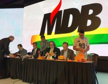MDB distribuirá fundo eleitoral pela Executiva Nacional