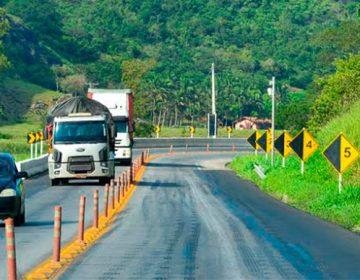 TCU determina revisão de pedágio em trecho entre o Espírito Santo e Bahia