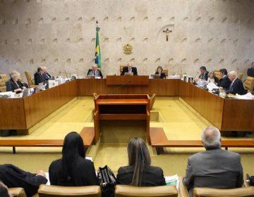 Ciro Gomes e Bolsonaro criticam viés legislador do STF