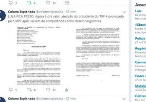 Favreto sai do anonimato para linchamento público – Reveja histórico no Twitter